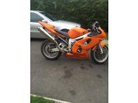 Yamaha r6 mint* £1275ono