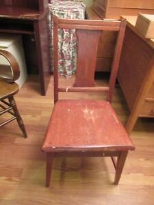RETRO SOLID WOOD CHAIR