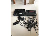 2 Sega consoles