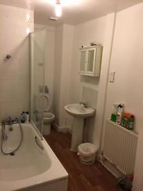 Double room with toilet attached