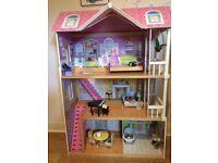 Manor House Dolls House