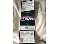 Boxing tickets Joshua Vs Klitschko