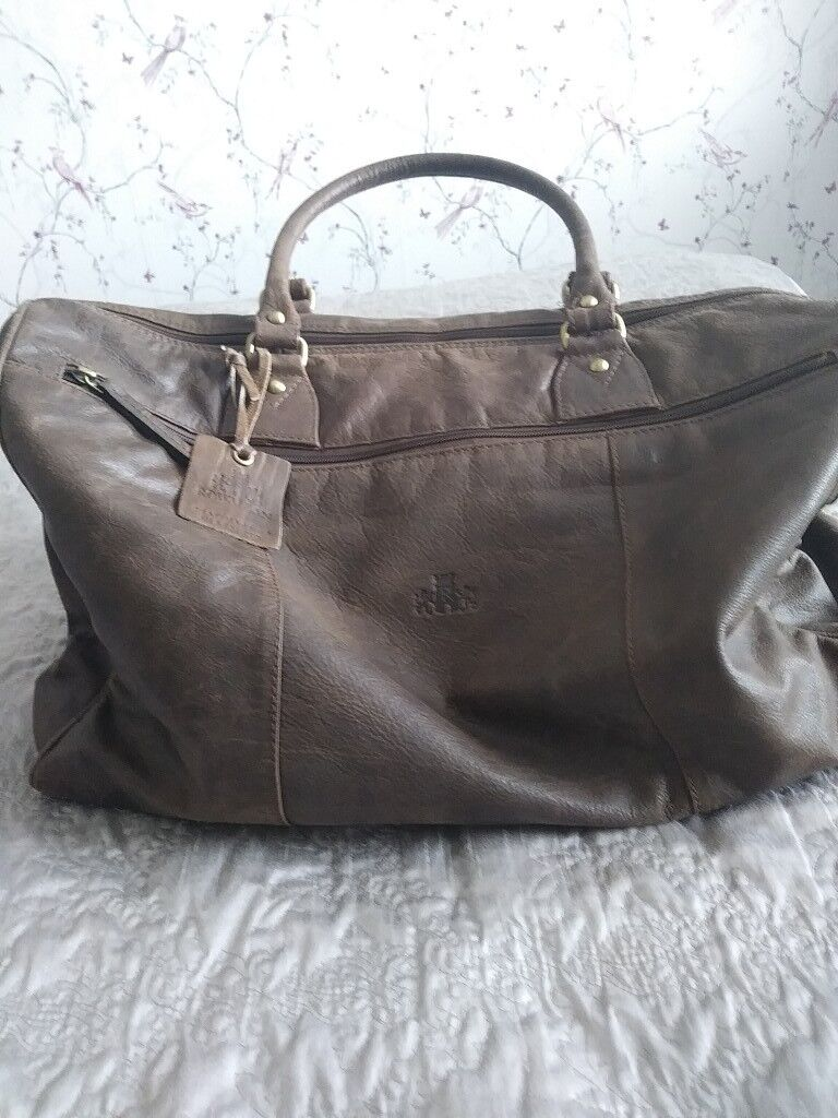 Lakeland Leather Bag Excellent Condition