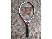 Wilson Tour 25 Tennis Racket! Like NEW!