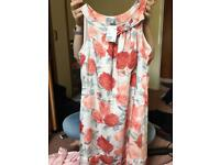 H & M dress brand new with tags. Size 14