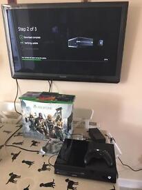 Xbox one 500gb console + battlefield 1 GTA V forza horizon 2