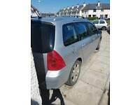 Peugeot 307 sw spares or repair