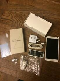 Samsung galaxy note 4 boxed