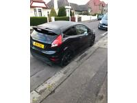Bargain 2015 plate 1.0 turbo fiesta