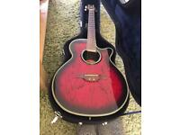 Crafter semi acoustic/electric
