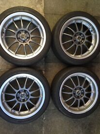 "Ford Focus 17"" 5-Stud Alloy Wheels"