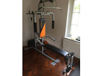 Weights Bench As New Virtually Unused