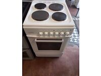 Statesman 50 cm hot plate single grill and oven cooker