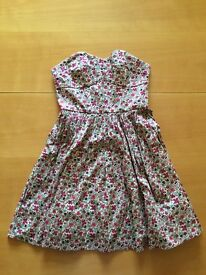 Excellent condition size 6 Jack Wills Liberty print dress