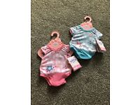 New Baby born outfit