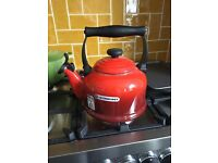 Brand new Le Creuset kettle with whistle