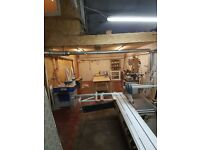 Joinery Workshop for sale