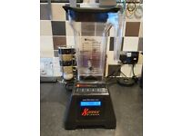 Blendtec Xpress Commercial Blender - v little use. Comes with two jugs.