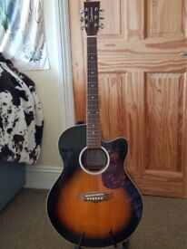 Rare Tanglewood Electro Acoustic.