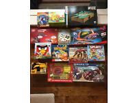 Kids Toys/Games Selection some unopened!