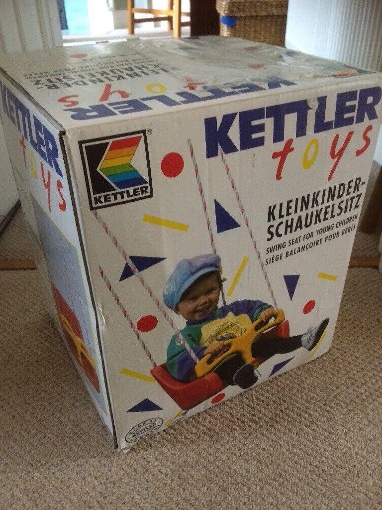 Kettle swing seat