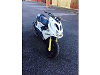 70 cc Yamaha aerox