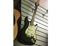 Fender Squire Start Electric Guitar