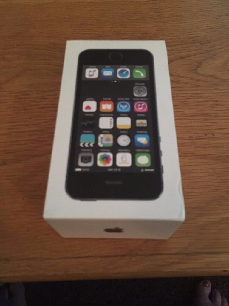 iphone 5s BLACK/GREY 16 GB UNLOCKED BOXEDin Romford, LondonGumtree - iphone 5s BLACK/GREY 16 GB UNLOCKED BOXED PHONE COMES WITH BOX AND CHARGER. FULLY WORKING IN VERY GOOD CONDITION. CALL OR TEXT 07574293145