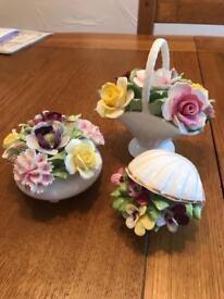 Royal Doulton flowers