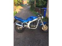 Suzuki GS500 EY (swap for 125 scooter)