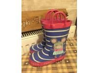 Little Mouse Wellies ~ Infant 4