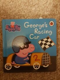 7 Peppa pig books