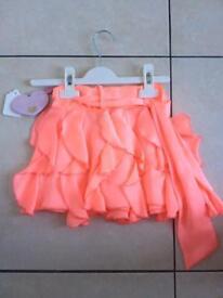 Designer skirt by arianadee age 3