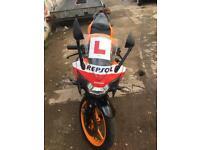 Honda cbr 125 REPSOL not pcx sh ps ONO