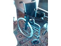 Wheelchair by Roma Medical