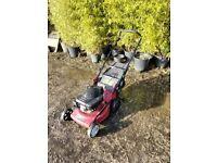 Gardencare honda engine lawnmower