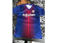 Official F.C. Barcelona Shirt - Adult Small