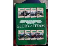 Glory of steam dvd set