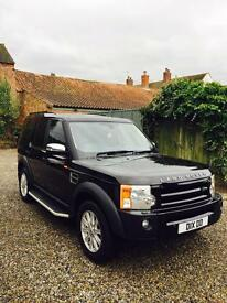 Landrover Discovery 3 SE (07 reg)