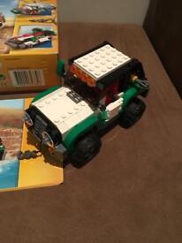 Lego Creator 3 in 1 31037