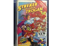 Stryker in the crypts of trogan