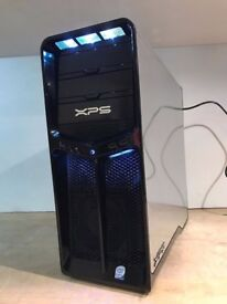GAMING DELL XPS TOWER INTEL QUAD CORE 1TB HDD