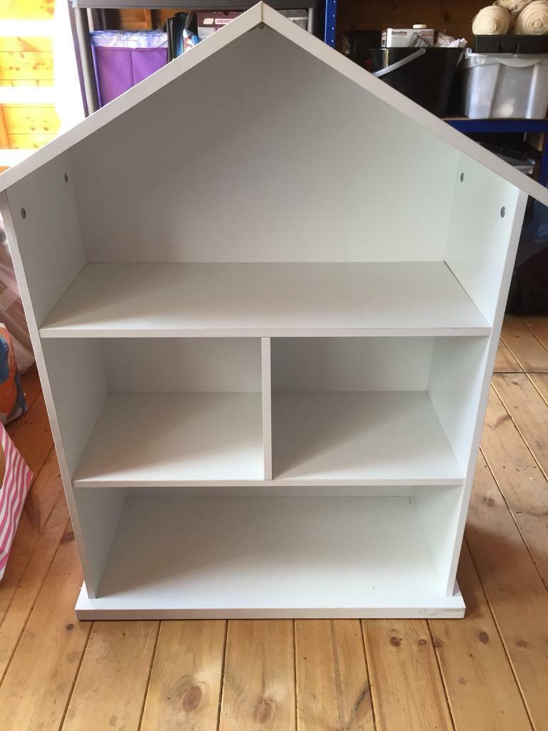 size 40 29256 c7ed8 Argos Home Mia White Dolls House Bookcase   in Chelmsford, Essex   Gumtree