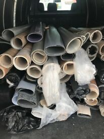 Rolls of lino and safety floor £5 EACH COLLECTION ONLY