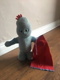 Singing and moving Iggle piggle