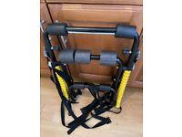 3 Bike Rear Mounted Bike Rack / Cycle Carrier / Including Instructions