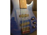 Fretless Bass 5 strings