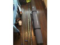 Garbolino squadmax 13m pole