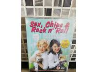 *RARE* Sex,Chips and Rock n Roll DVD