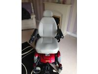 Jazzy pride select 6 electric wheelchair